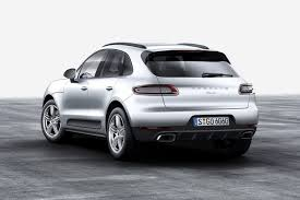 porsche macan interior 2017 the macan gets a turbo four and becomes porsche u0027s most affordable