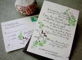 handwritten wedding invitations custom wedding invitations wedding details orange blossoms