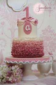 1st birthday cakes london ruffle birthday cakes celebration