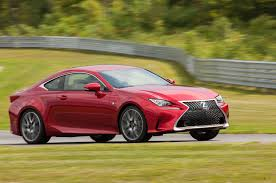lexus rc f sport 2017 2015 lexus rc coupe priced from 43 715