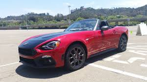 fiat roadster 2017 fiat 124 spider review u2013 shhh don u0027t say its name the truth