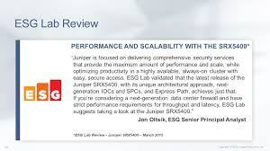 high end srx series securing the data center ppt download