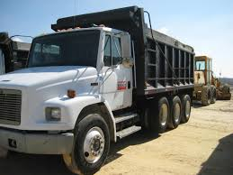 freightliner dump truck 1995 freightliner fl80 dump truck