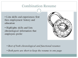 Employment History Resume Resumes Ppt Video Online Download