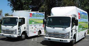 isuzu npr eco max trucks return from nationwide tour