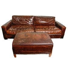 Aspen Leather Sofa Leather Sofa With Ottoman Ikea Leather Sofa And Ottoman Sensuuri