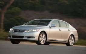 lexus sedan 2011 2011 lexus gs 450h last drive motor trend