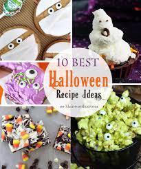 10 best halloween recipe ideas kleinworth u0026 co