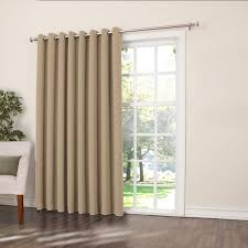 100 Length Curtains Wide Width Grommet Top Thermal Blackout Curtain Panel 100 Inch 100