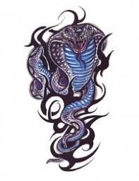tribal snake tattooimages biz