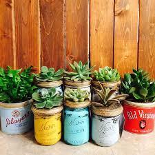 13 rustic mason jar centerpieces to try diy community