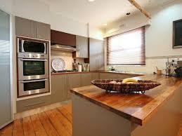 Small Tile Backsplash In Kitchen Small U Shaped Kitchen Designs Subway Tile Backsplash Wooden
