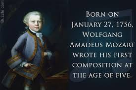 mozart biography brief this brief biography of mozart will definitely lift your spirits