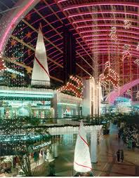 shopping mall decorations and other indoor decor