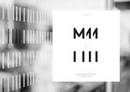 Inhouse New Branding For M11 Studio By Inhouse U2014 Bp U0026o