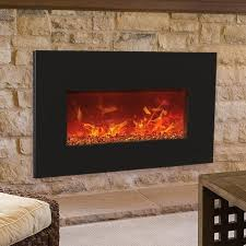 Built In Fireplace Gas by Amantii 30 Inch Built In Electric Fireplace Insert Insert 30