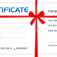 free printable christmas gift certificate shopgrat example of