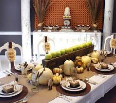 how to decorate a thanksgiving dinner table ohio trm furniture