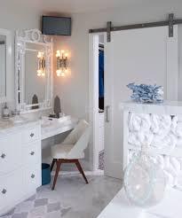 Bathroom Vanity Chair With Back Impressive Bathroom Vanity Chair With Back Retro White Cabinet