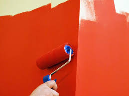 orange paint painting dos and don ts hgtv