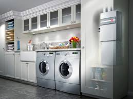 Laundry Room Cabinets With Hanging Rod Laundry Room Cabinets With Hanging Rod Laundry Closet Organization