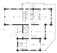 log mansion floor plans floor plan montana log homes plans mlh kevrandoz