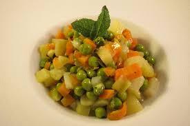 cuisine en bouche cuisine en bouche jardinière de légumes mis platos favoritos