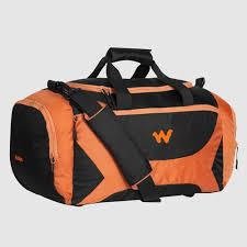 travel duffel bags images Buy duffle bags online anithya travel duffle bag black wildcraft jpg