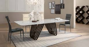 ceramic top dining room tables tonin casa italy arpa dining table with extendable ceramic top