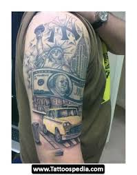 new york sleeve tattoo 01