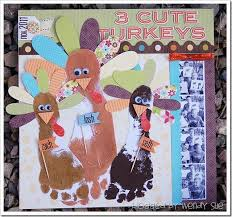 90 best scrapbook layouts thanksgiving images on