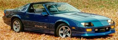 1987 chevrolet camaro z28 1987 chevrolet camaro z28 iroc z coupe 2 door 5 0l for sale