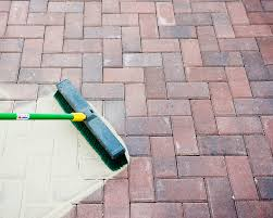 Patio Paver Jointing Sand by We Have A Red Brick Paver Patio