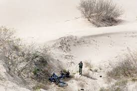 Border Patrol Checkpoints Map The Corridor Of Death U0027 Along America U0027s Second Border Time Com