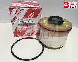 lexus thailand office genuine element oil fuel filter kit diesel fit isuzu d max 4jj1tc