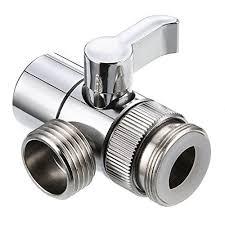 kitchen faucet splitter sumnacon sink valve diverter faucet splitter 1 2 inch ips faucet
