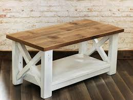farmhouse coffee table set farmhouse coffee table made from reclaimed wood x detail