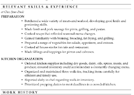 Wwwisabellelancrayus Pretty Example Objective In Resume Example     Isabelle Lancray