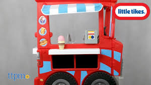 Little Tikes Wooden Kitchen by Little Tikes 2 In 1 Food Truck Kitchen From Mga Entertainment