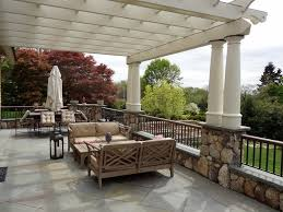 Backyard Patios With Fire Pits Outdoor Spaces Outdoor Kitchen Fire Pits Patio Stone