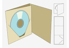 Cd Box Template Download Free Vector Art Stock Graphics Images Free Cd Template