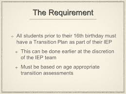 Iep Meeting Agenda Template by Transition Planning A Resource Guide For Case Managers Ppt Download