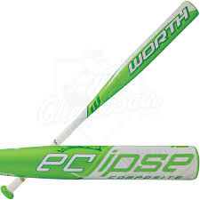worth fastpitch bats worth eclipse fastpitch softball bat 12oz fpevib