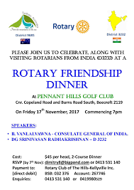 Stories Rotary District 9685