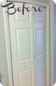 Bi Fold Closet Door How To Turn A Bi Fold Door Into A Door Hometalk