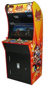 Street Fighter 3 Arcade Cabinet Arcade Rewind 2019 In 1 Upright Arcade Machine Street Fighter