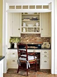 small kitchen desk ideas best 25 kitchen office nook ideas on kitchen office