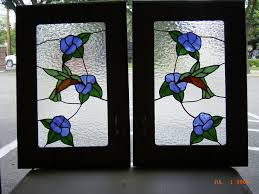Stained Glass For Kitchen Cabinets by Cabinet Making Books Glass Doors Cabinet Doors