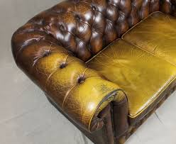 Antique Chesterfield Sofas by Antiques Atlas Leather Chesterfield Club Sofa
