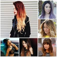 best hair color hair style best ombre hair color ideas to try in 2016 2017 haircuts